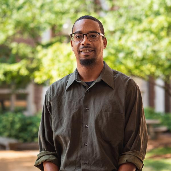 Tarrell Campbell featured as keynote speaker for University of Sussex module