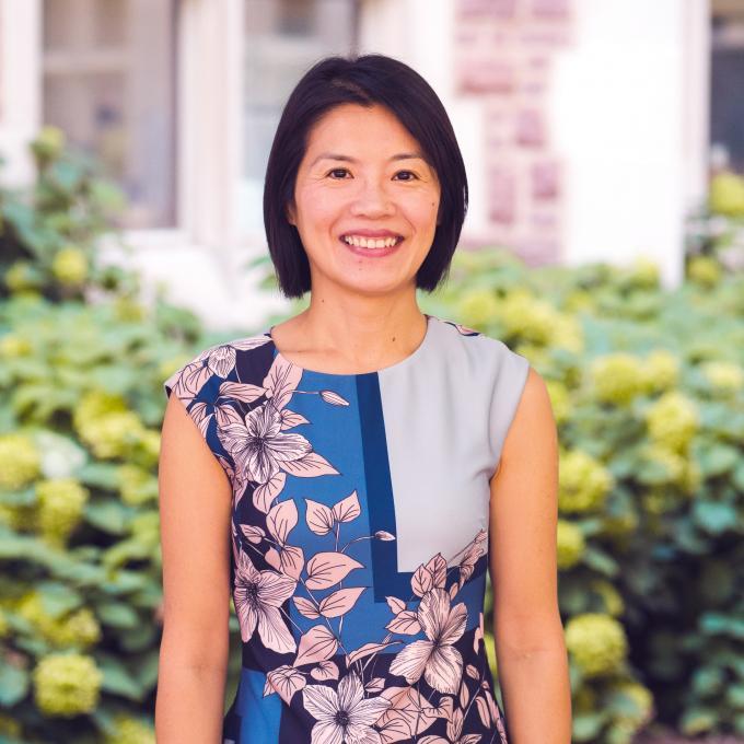 Headshot of Rita Hu